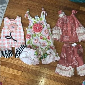 Other - Bundle of boutique outfits
